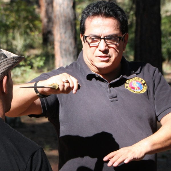 Ken Corona, Chief Master Instructor and Founder